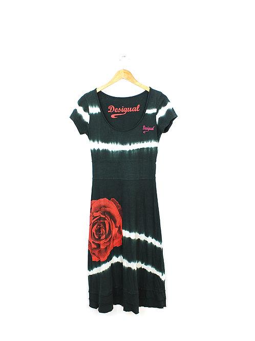 S/M DESIGUAL שמלת שושנה