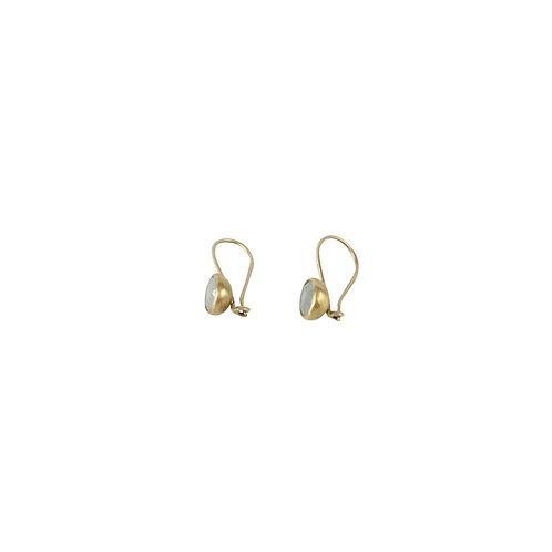 Agas&Tamar | עגילי זהב