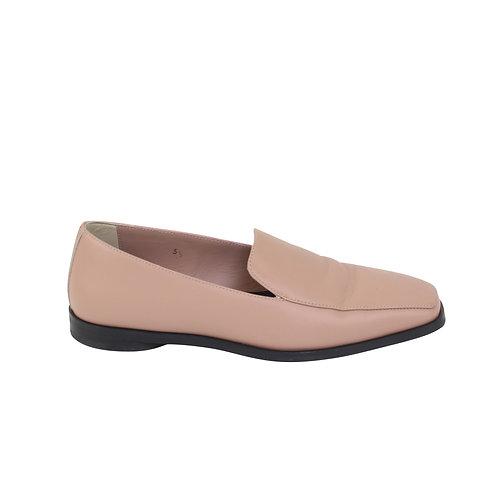 35.5 | EVERLANE נעלי עור פודרה