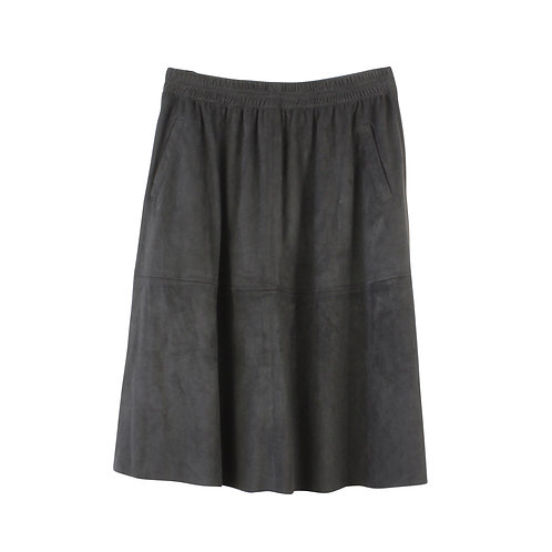 S | minimum חצאית מידי שחורה