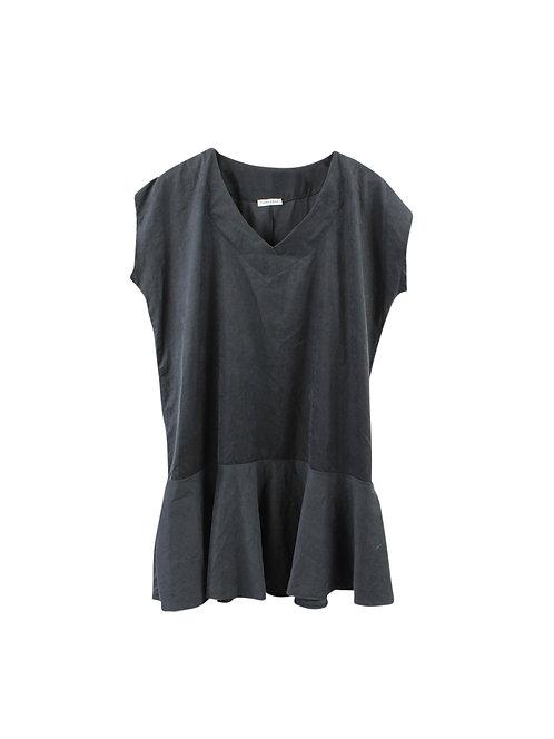 L | שמלת פפלום