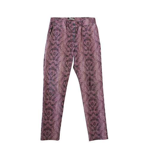 M\L   Heartbreaker מכנסיים מנומרים