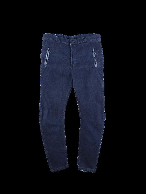 L | MAYA BASH  ג׳ינס פרום