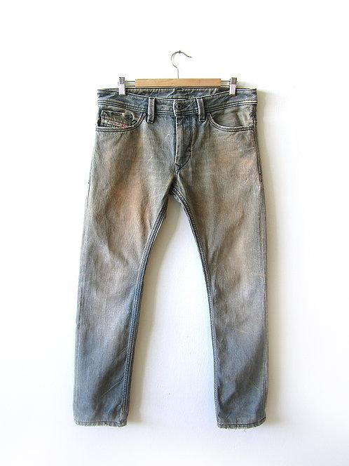 ג'ינס דיזל אפור מידה 31