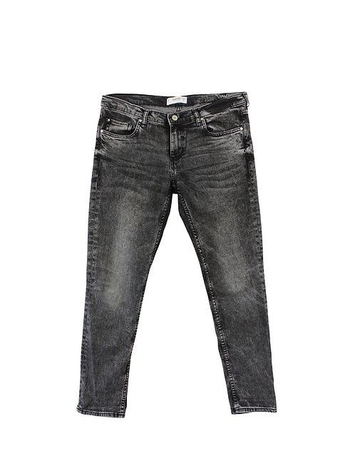 38   ג'ינס ווש פחם