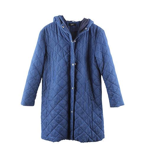M | NUMPH מעיל ג׳ינס מרופד