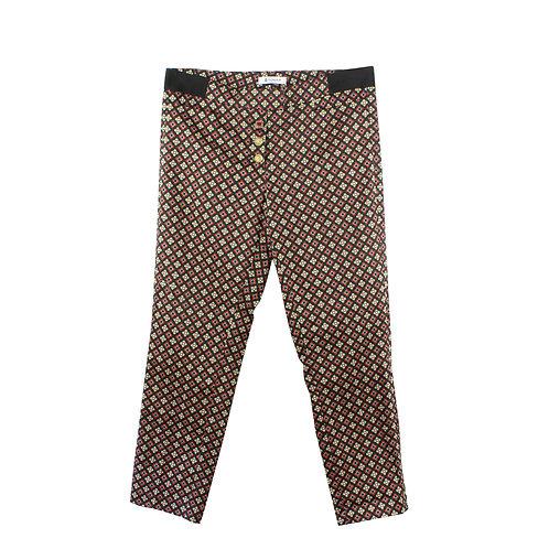 40   DONDUP מכנסיים דפוס גאומטרי