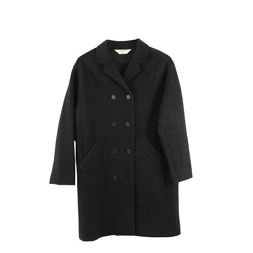M | SACK'S מעיל צמר מחוייט