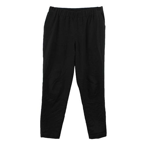 L | מכנסיים שחורים אתא