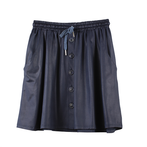 S | paper jam חצאית כפתורים