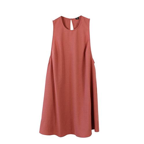 S | American Apparel שמלת פודרה מעושנת