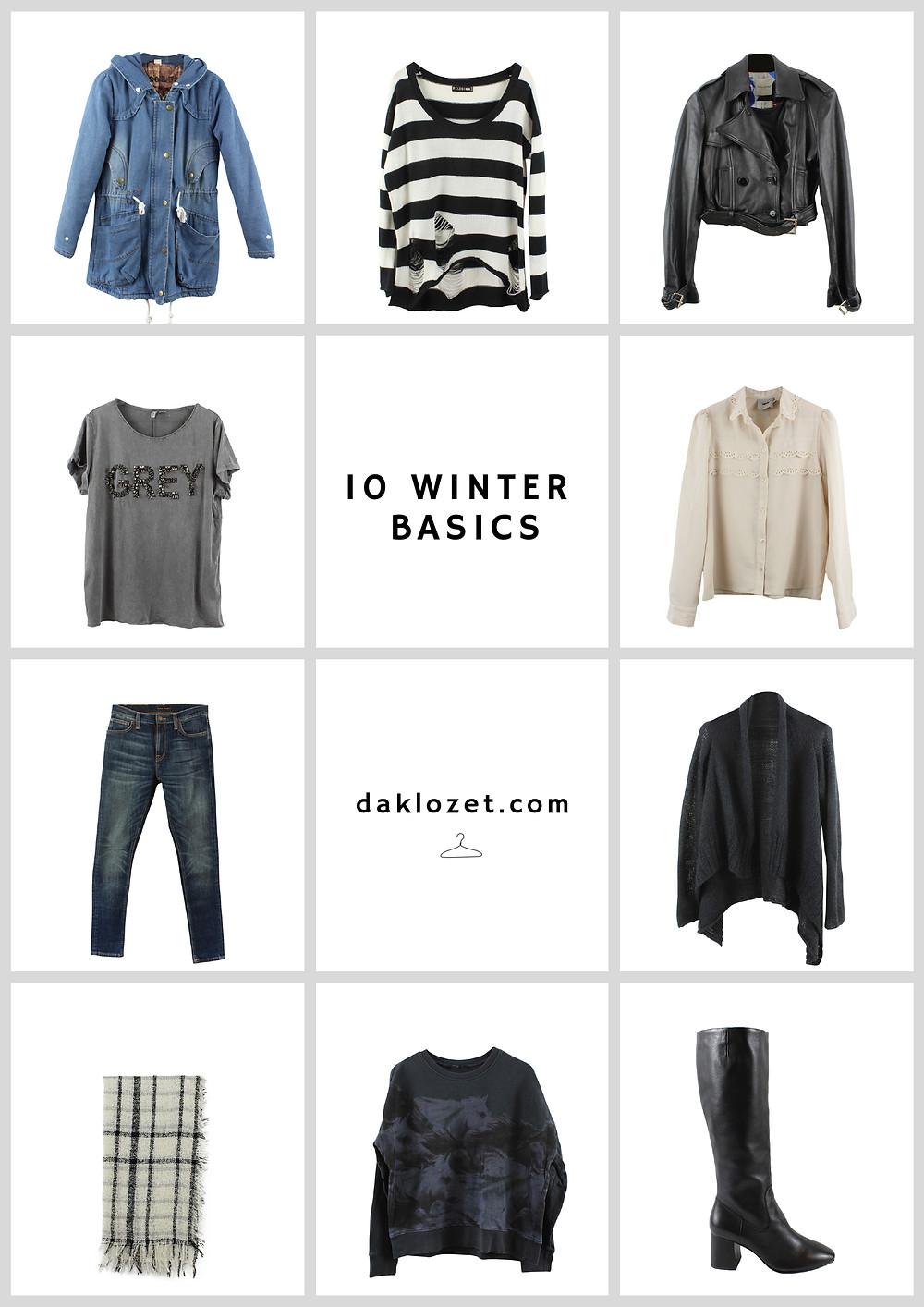 10 פריטי בייסיק שחייבים בארון בעונת החורף שהגיעה עלינו בברכה, שיהוו בסיס חזק לארונך כך שתמיד יהיה לך מה ללבוש