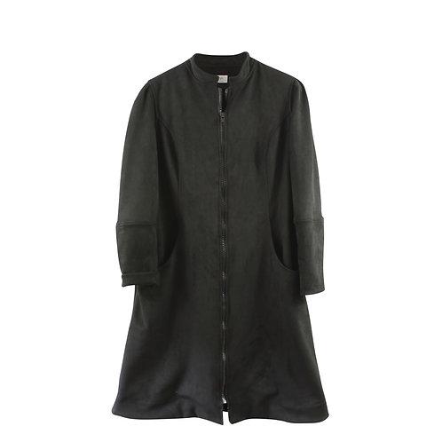 L | ANNA שמלת מעיל אנה