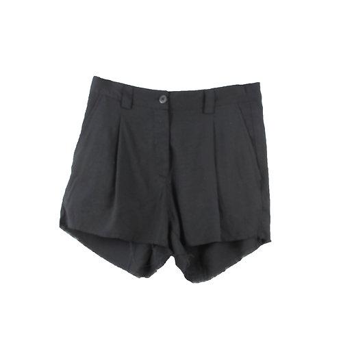 S\M | Holyland civillians מכנסיים קצרים מפשתן