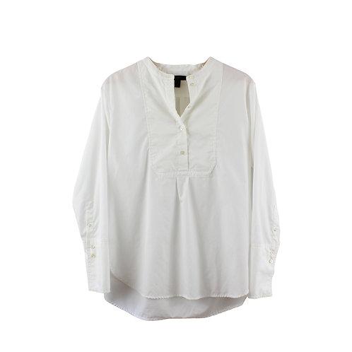 M | J. CREW חולצת צווארון סיני