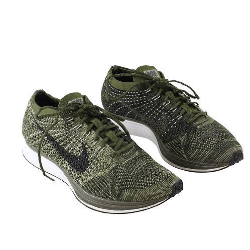38.5 |  NIKE flyknit racer נעלי ריצה סרוגות