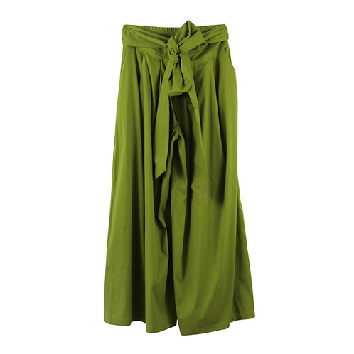 S/M | LITTLE STREET מכנסיים רחבים