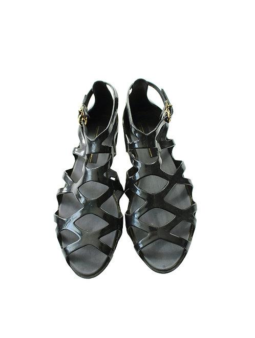 3נעלי מליסה שחורות7