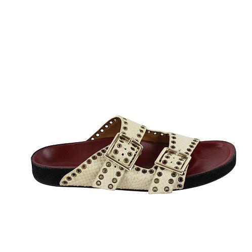 38   Isabel Marant Lennyo studdeds sandals
