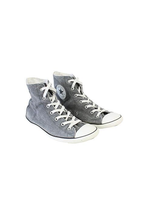 37 | ALLSTAR סניקרס אפורות ג׳ינס