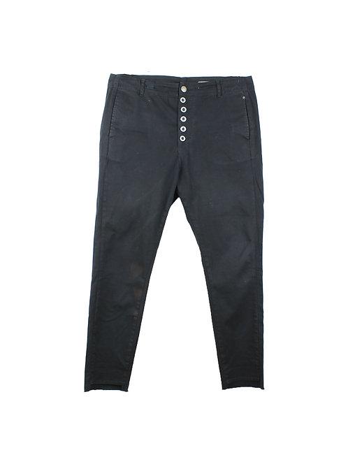 2 | Sack's מכנסיים שחורים עם כפתורים