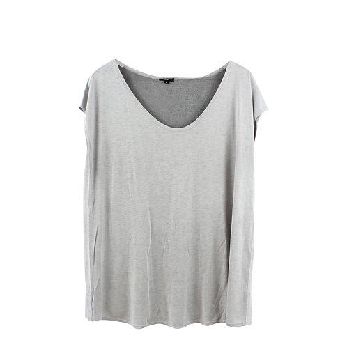 L   AVISHAG ARBEL חולצת הריון אפורה