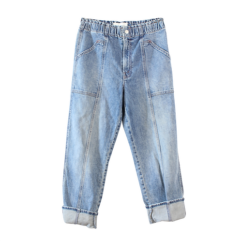 L | MOTHER Superior The Springy Ankle Jeans