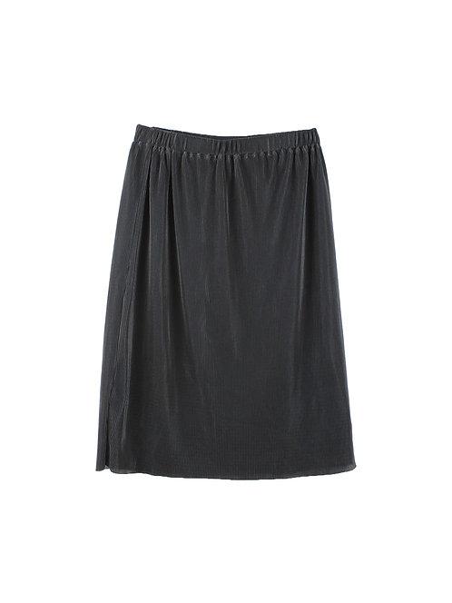 2 | חצאית פליסה שחורה