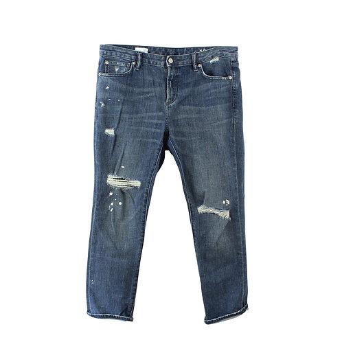 L   GAP  ג׳ינס כחול גזרה ישרה