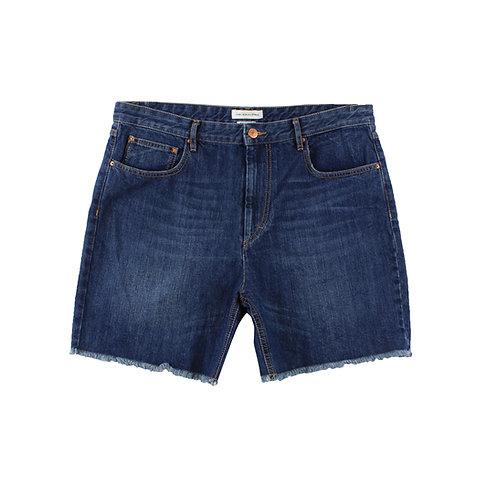 L    ISABEL MARANT ETOILE מכנסי ג׳ינס קצרים