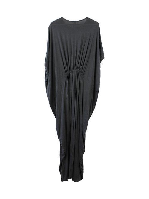 40 | שמלת מקסי כיווץ במותן