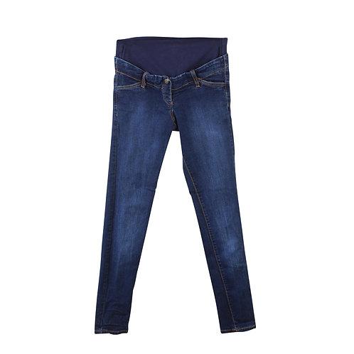 S\M | Karinoy  סקיני ג׳ינס ווש הריון