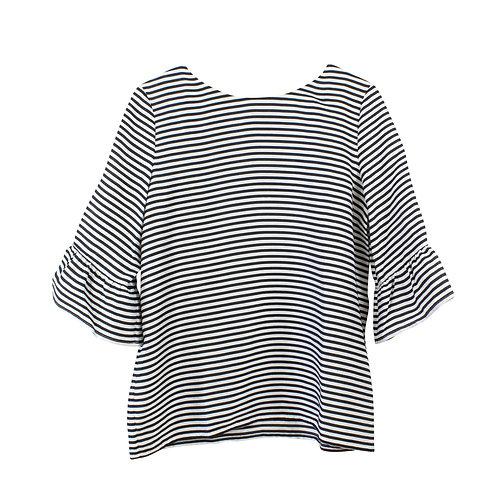 L | PROMOD חולצת פסים