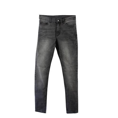 S | CHEAP MONDAY ג׳ינס ווש אפור