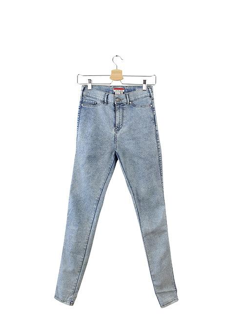 34-SECOND SKIN ג'ינס