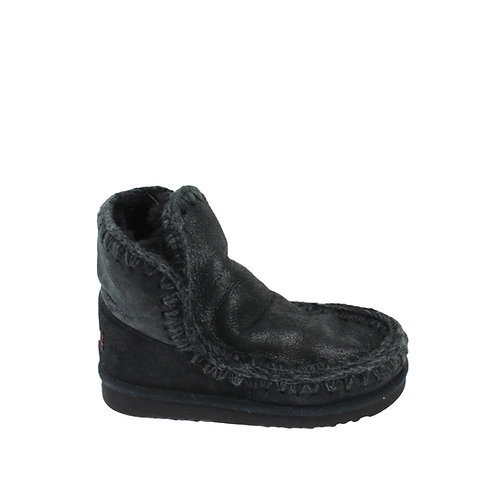 38 | MOU knitted detail boots חדש