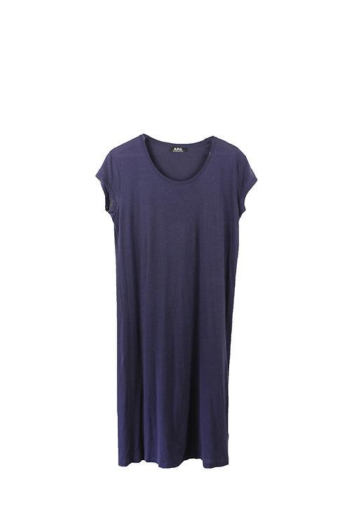 S | A.P.C שמלת קיץ דקיקה