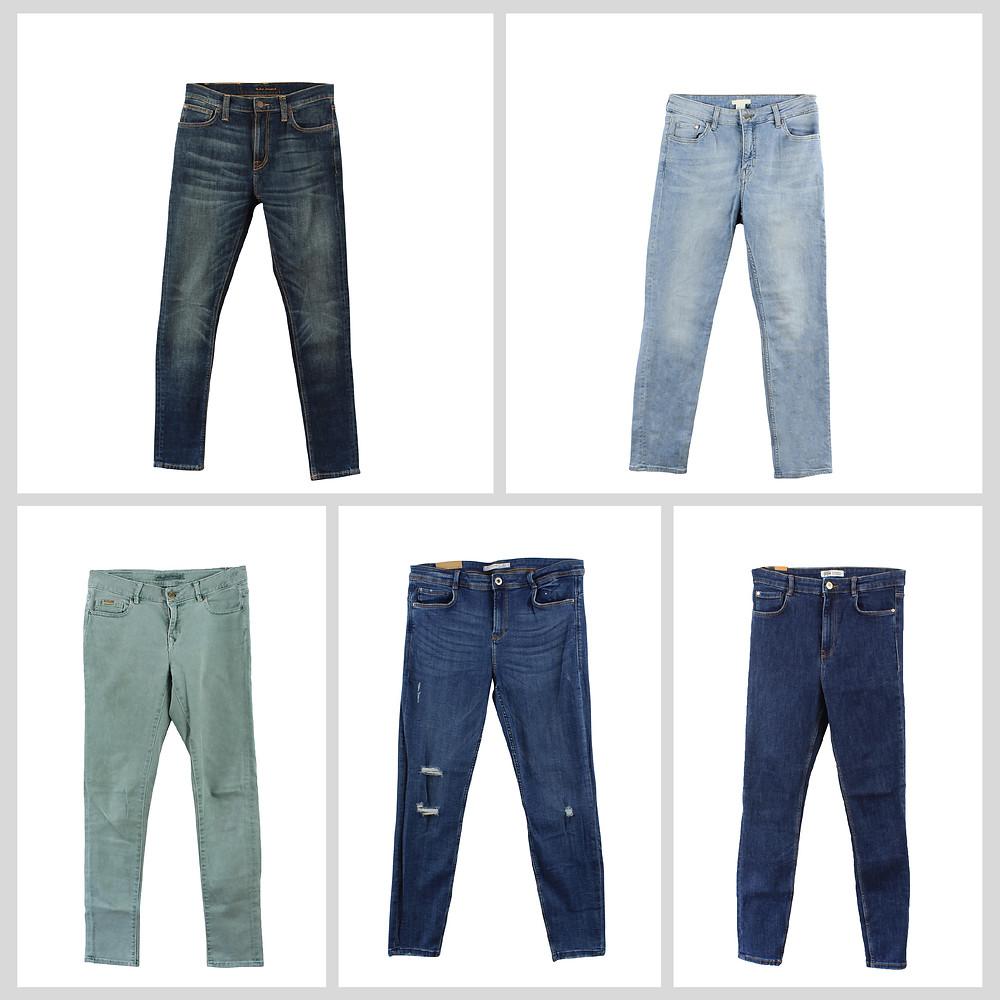 סקיני ג'ינס הם מושלמים לחורף