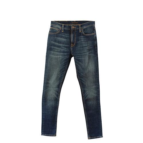 M | Nudie jeans ג׳ינס כחול ווש
