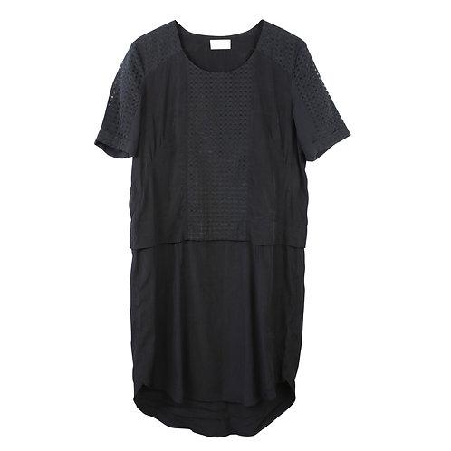 M | NUMPH שמלת מידי שחורה