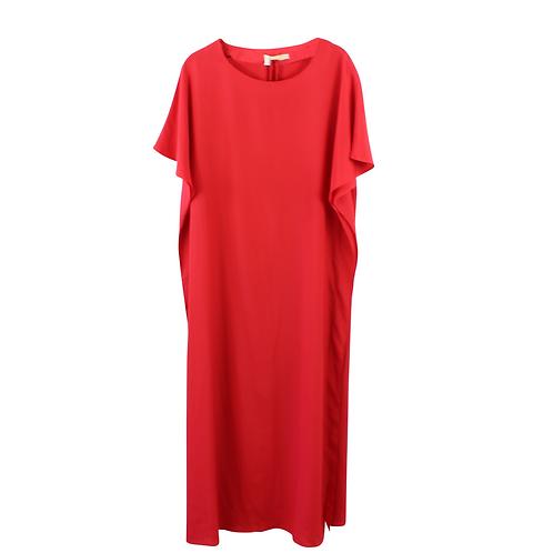 M/L | ALEF ALEF שמלה אדומה