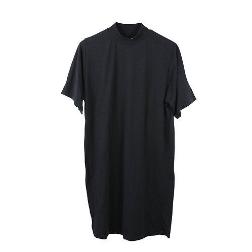 M | CHEAP MONDAY שמלת טריקו שחורה