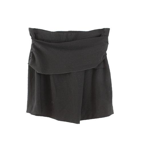 M/L   VANESSA BRUNO חצאית שחורה