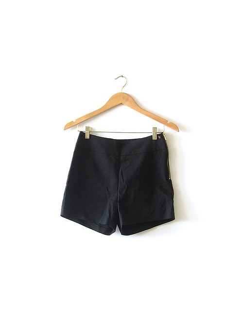 מכנסים קצרים שחורים מידה 36