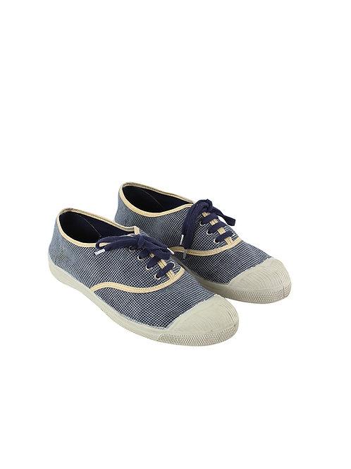 40 | BENSIMON נעלי בנסימון משובצות