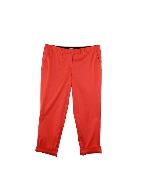 M | miu miu  מכנסיים עם כיסים