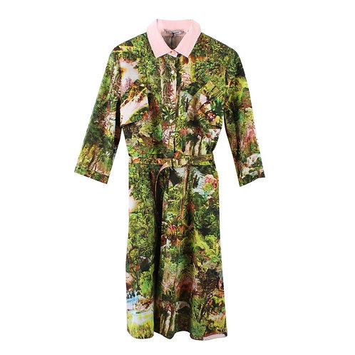 M/L | CARVEN שמלת גן הבוטני