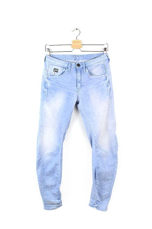 24 G STAR מכנסי ג'ינס תכלת