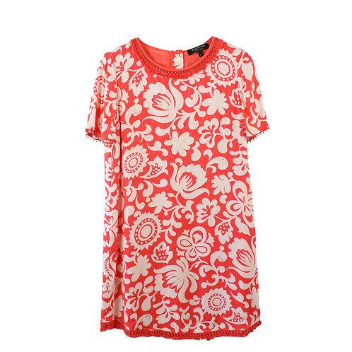 S | Juicy Couture שמלה פרחונית