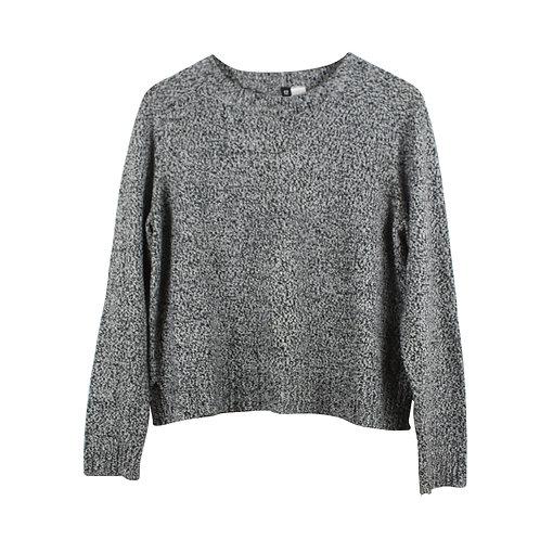 M | H&M סוודר מלאנג׳